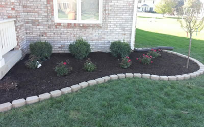 Garden Bed Installations Brownsburg Indiana