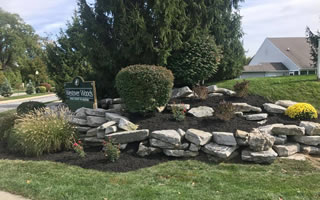 Landscaping Services Brownburg Indiana.